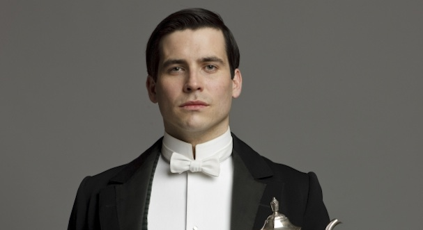 Bromance for Thomas on Downton  Abbey Season 5?