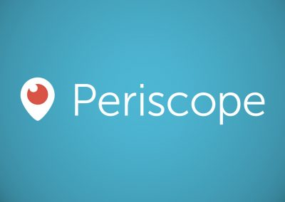 Periscope Training for Journalists